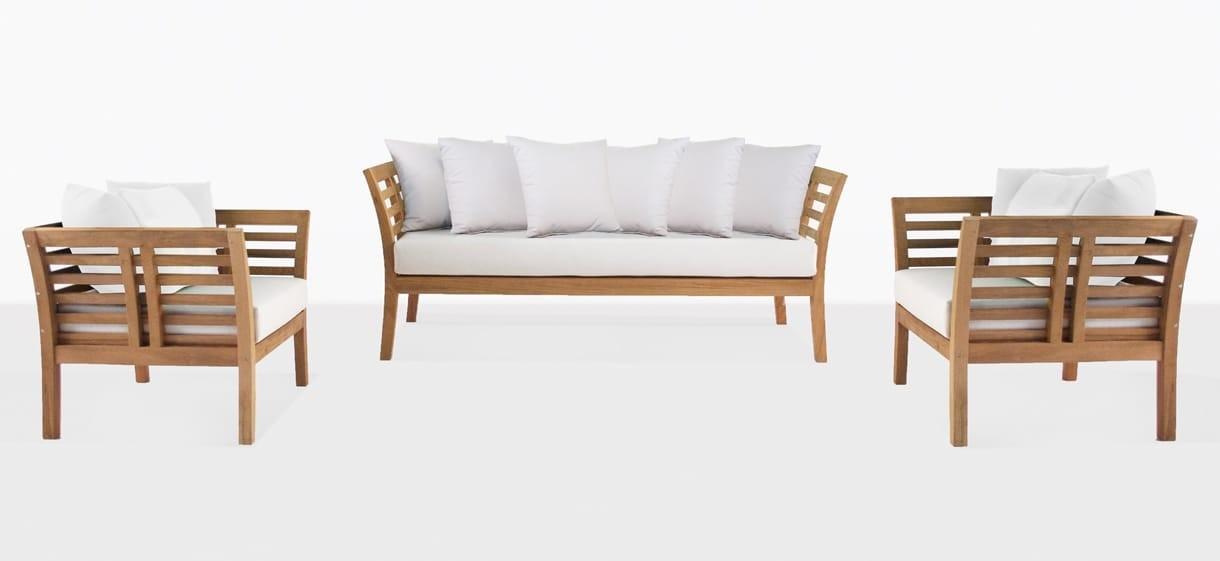 Plantation Teak Outdoor Furniture Collection   Patio Sets ...