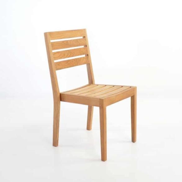 Fiesta Teak Dining Chair-0
