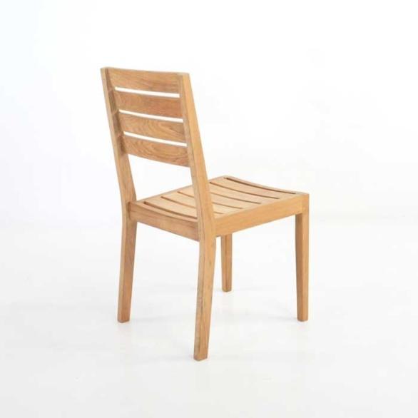 fiesta side dinnig chair back