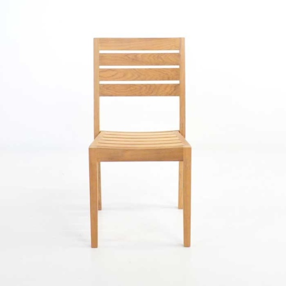 fiesta side dining chair front