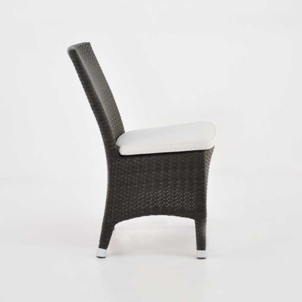 luigi wicker side chair side view