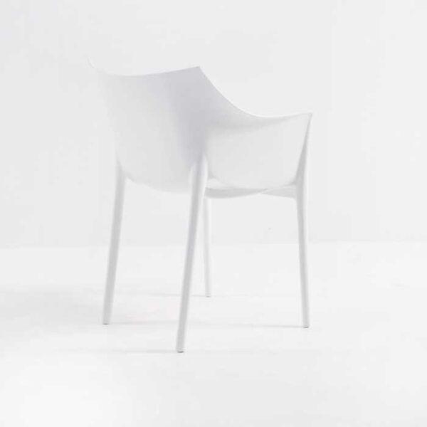 plastic dr. no chair back angle