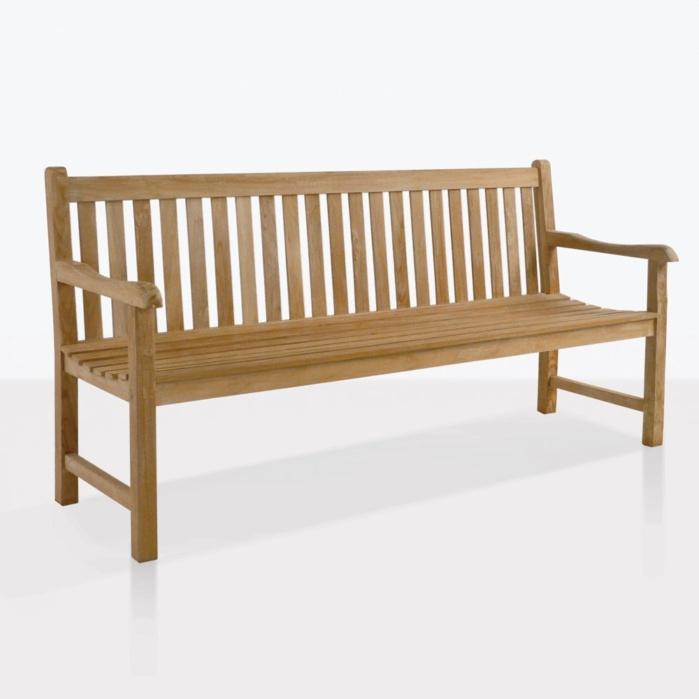 Cambridge Classic Teak Garden Bench
