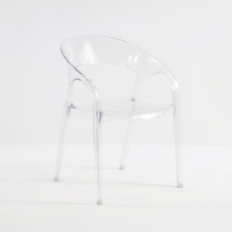 Tub Chair (Polycarbonate) -0