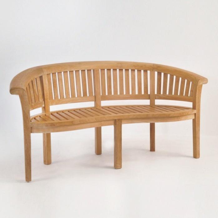 Monet Teak Bench A Grade Teak Furniture Teak Warehouse