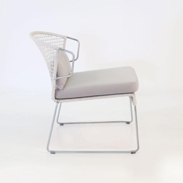 sophia relaxing chair chalk