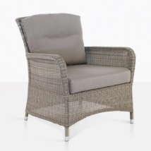 Gilbert Outdoor Wicker Patio Chair
