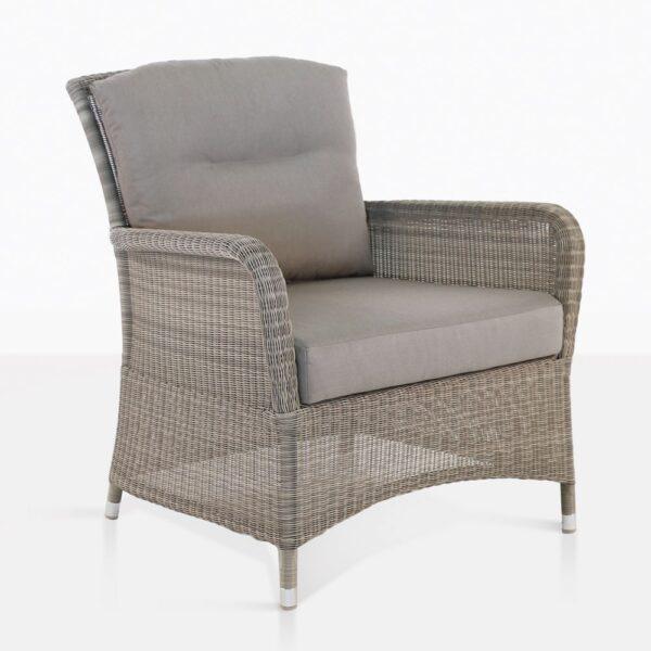 Gilbert Outdoor Wicker Patio Chair