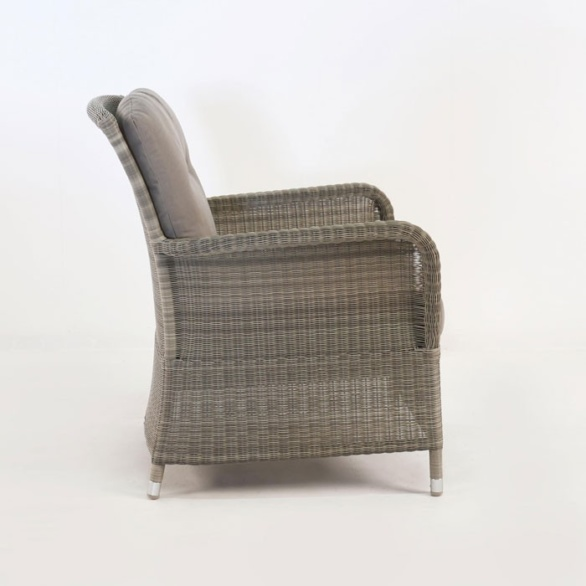 gilbert occasional chair side view