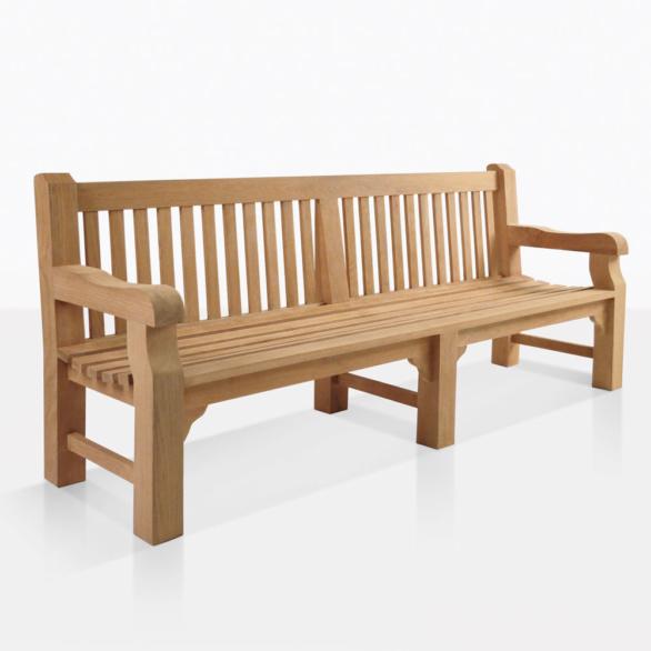 Classice Extra Large Teak Bench