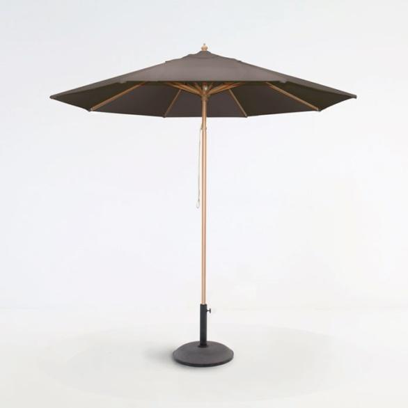 Sunbrella Umbrella Taupe-0