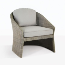 Cover Wicker Tub Chair