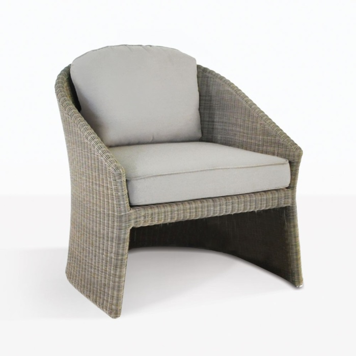 Cove Wicker Tub Chair | Relaxing Outdoor Lounges | Teak Warehouse