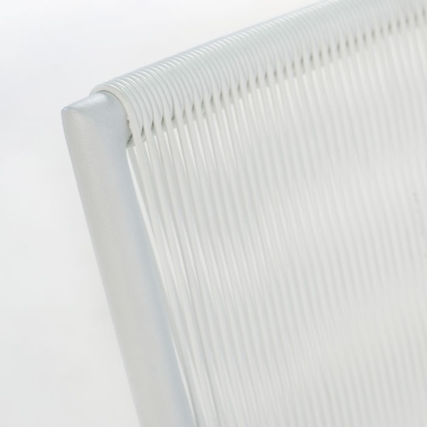 white outdoor wicker image