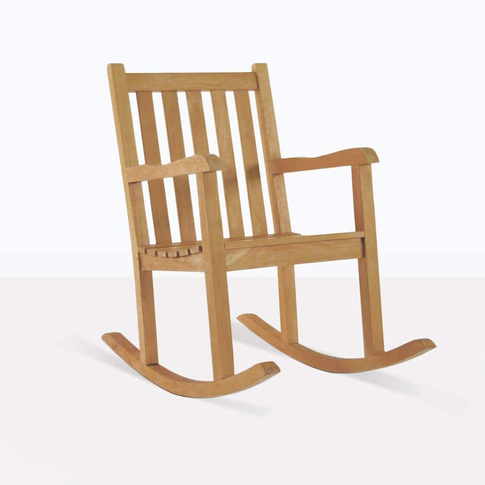 Teak Rocking Chair A Grade Outdoor Patio Furniture
