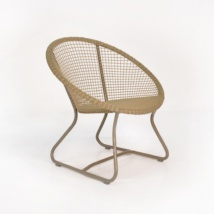Pietro Outdoor Relaxing Wicker Chair-0