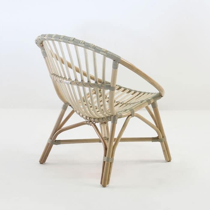 Porch Indoor Arm Chair (Rattan)