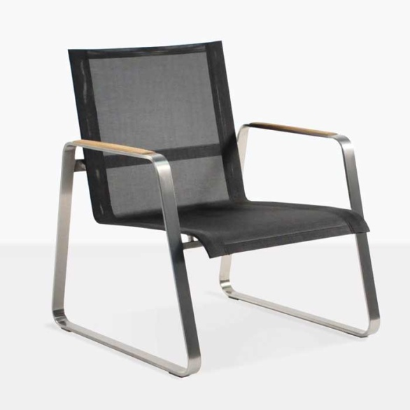 Summer Steel And Mesh Relaxing Chair