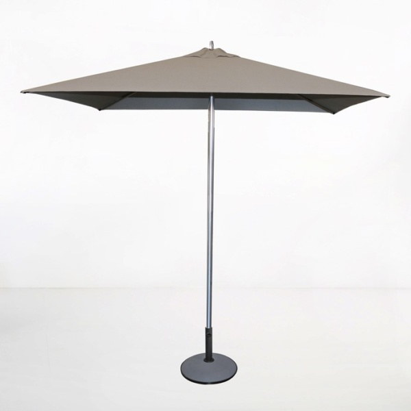 Tiki Square Patio Umbrella (Taupe)-0