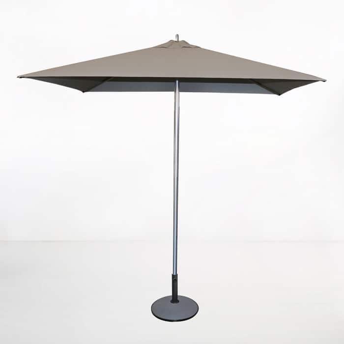 Tiki Square Patio Umbrella (Taupe)