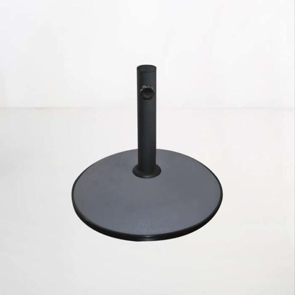 Round Concrete Umbrella Base-0