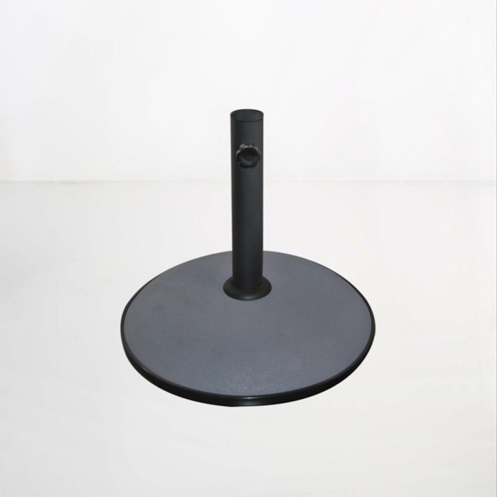 Round Concrete Umbrella Base-0