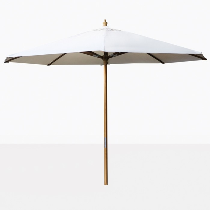 Market Patio Umbrella (White)-0