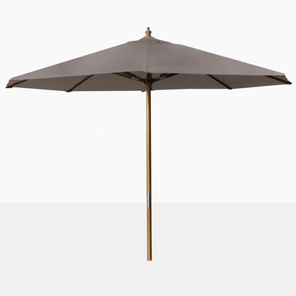Market Patio Umbrella (Taupe)-0