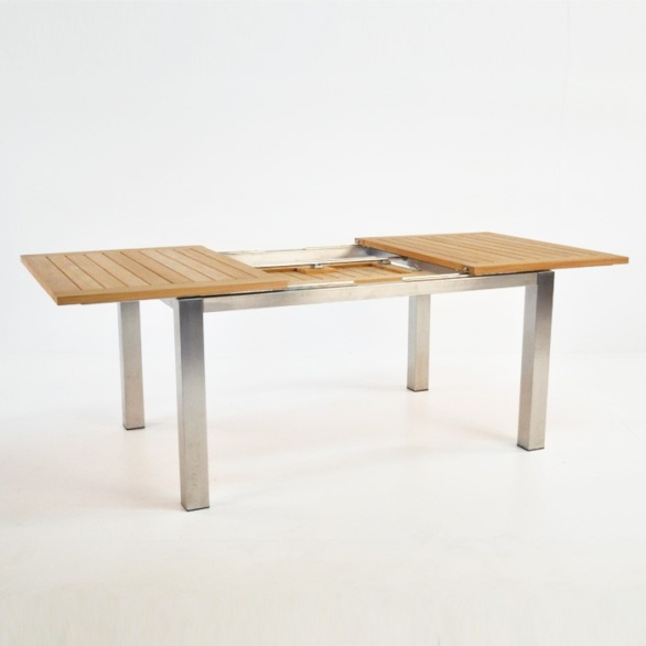 58in stainless steel extension table 2