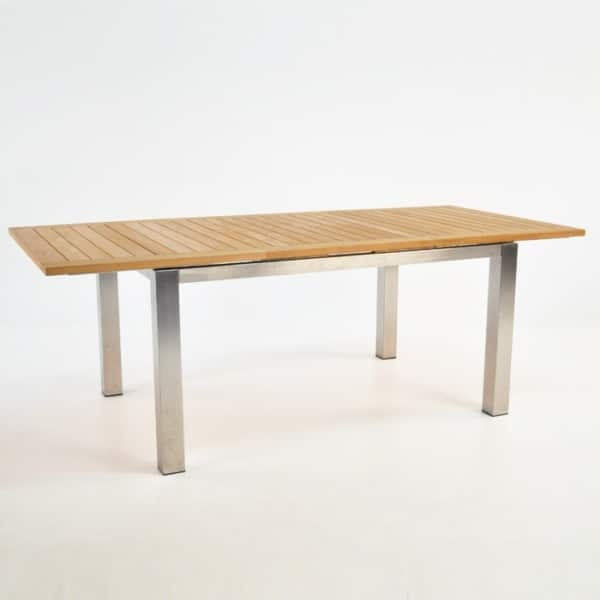 58in stainless steel extension table 4