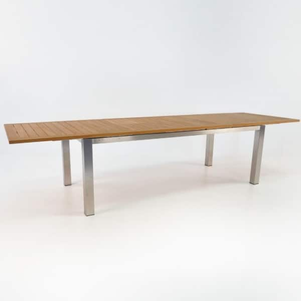 86in stainless steel extension table 2