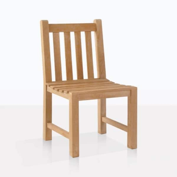 Garden Teak Dining Side Chair