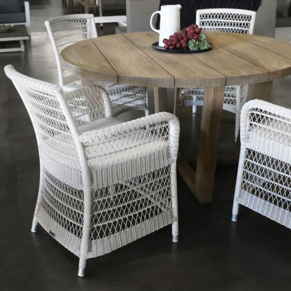 Hampton Wicker Dining Chair