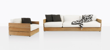 Soho Grande Sofa And Club Chair