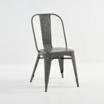 Alix Aluminum Modern Dining Chair-0