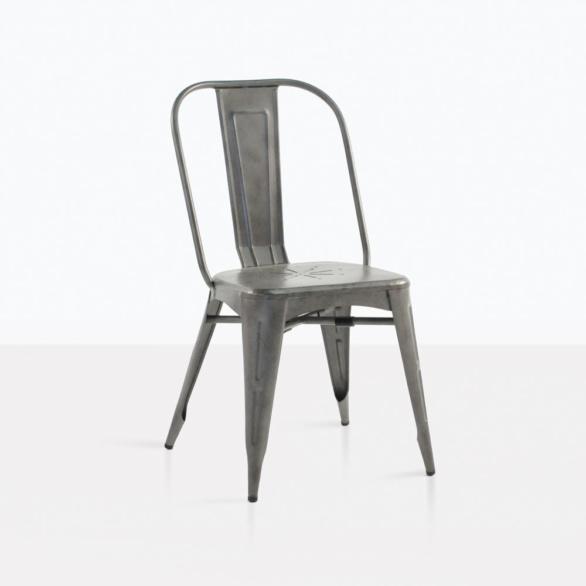 Alix Aluminum Outdoor Dining Chair