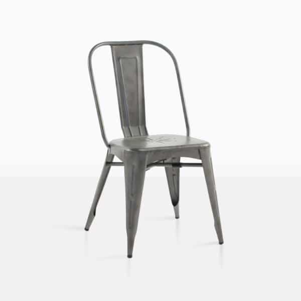 Alix Aluminum Outdoor Dining Chair