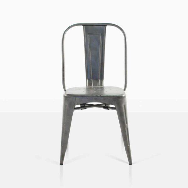 Alix Outdoor Aluminum Dining Chair