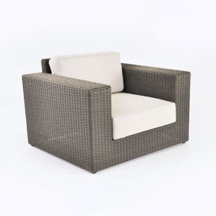 Austin Outdoor Wicker Club Chair (Kubu)-0