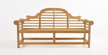 garden benches - Garden Furniture Teak