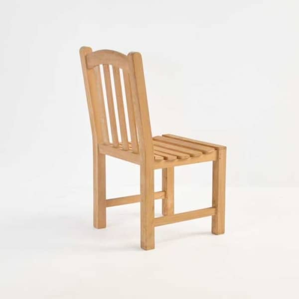bowback dining side chair back