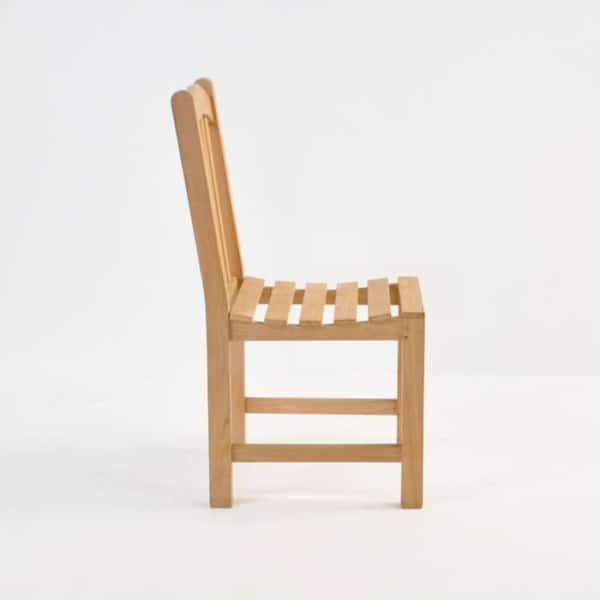 bowback dining side chair side