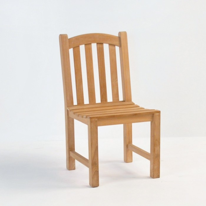 Bowback Outdoor Dining Side Chair-0