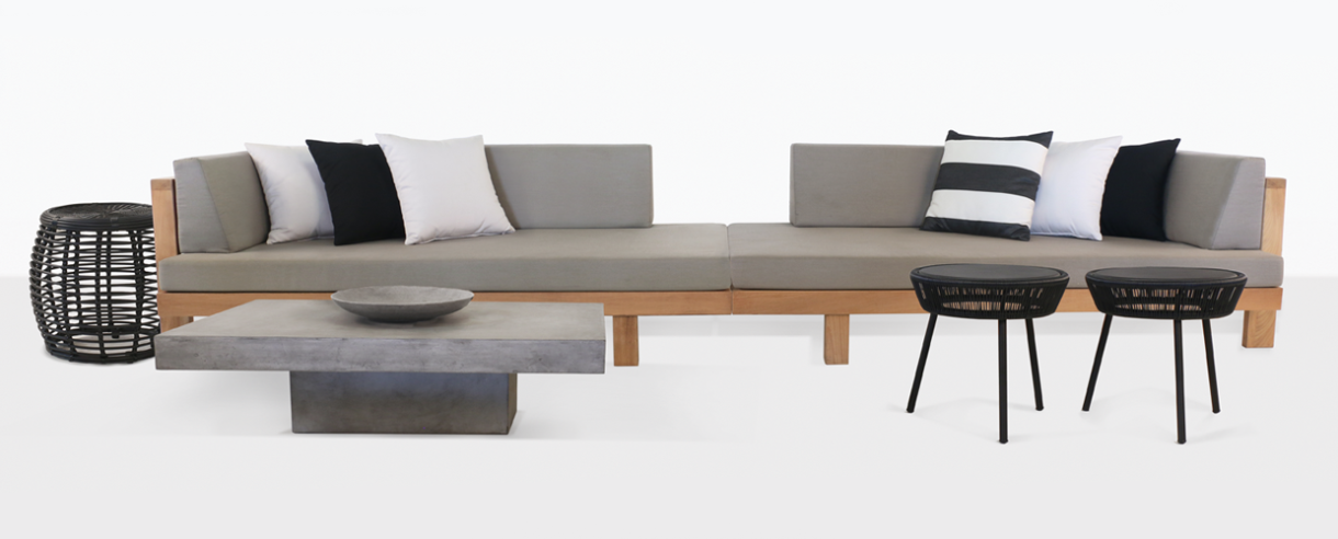 Cabo Sectional Patio Furniture