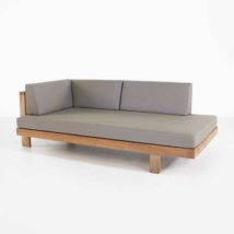 Cabo Teak Daybed (Right)-0