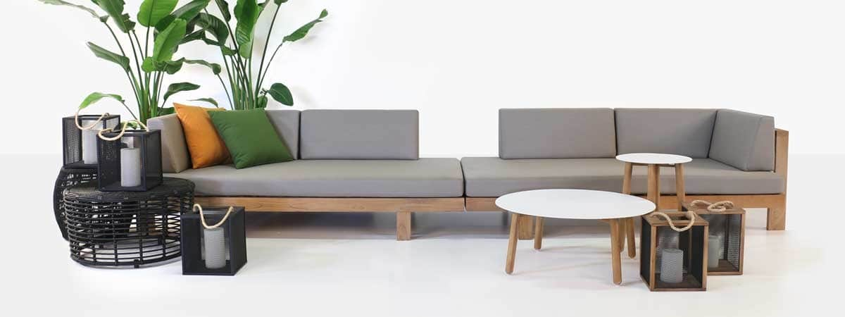 cabo teak outdoor furniture collection
