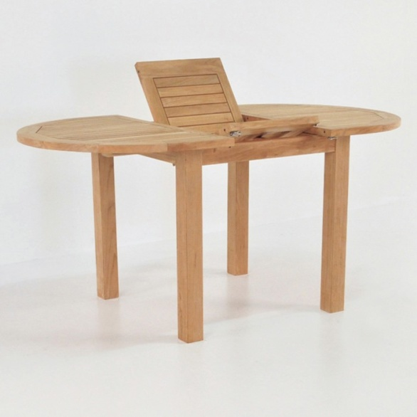 ... Capri Oval Extension Outdoor Dining Table 3. U201c