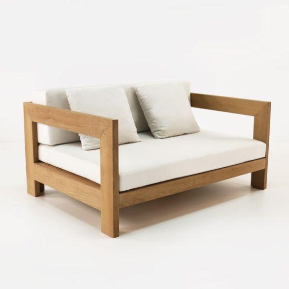 Coast Teak Outdoor Club Chair-0