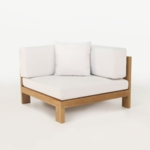 Coast Teak Outdoor Sectional