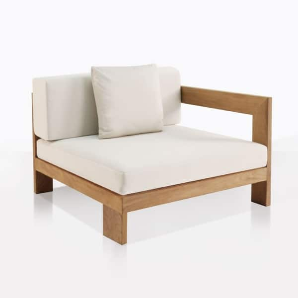 Coast Sectional Left End Chair